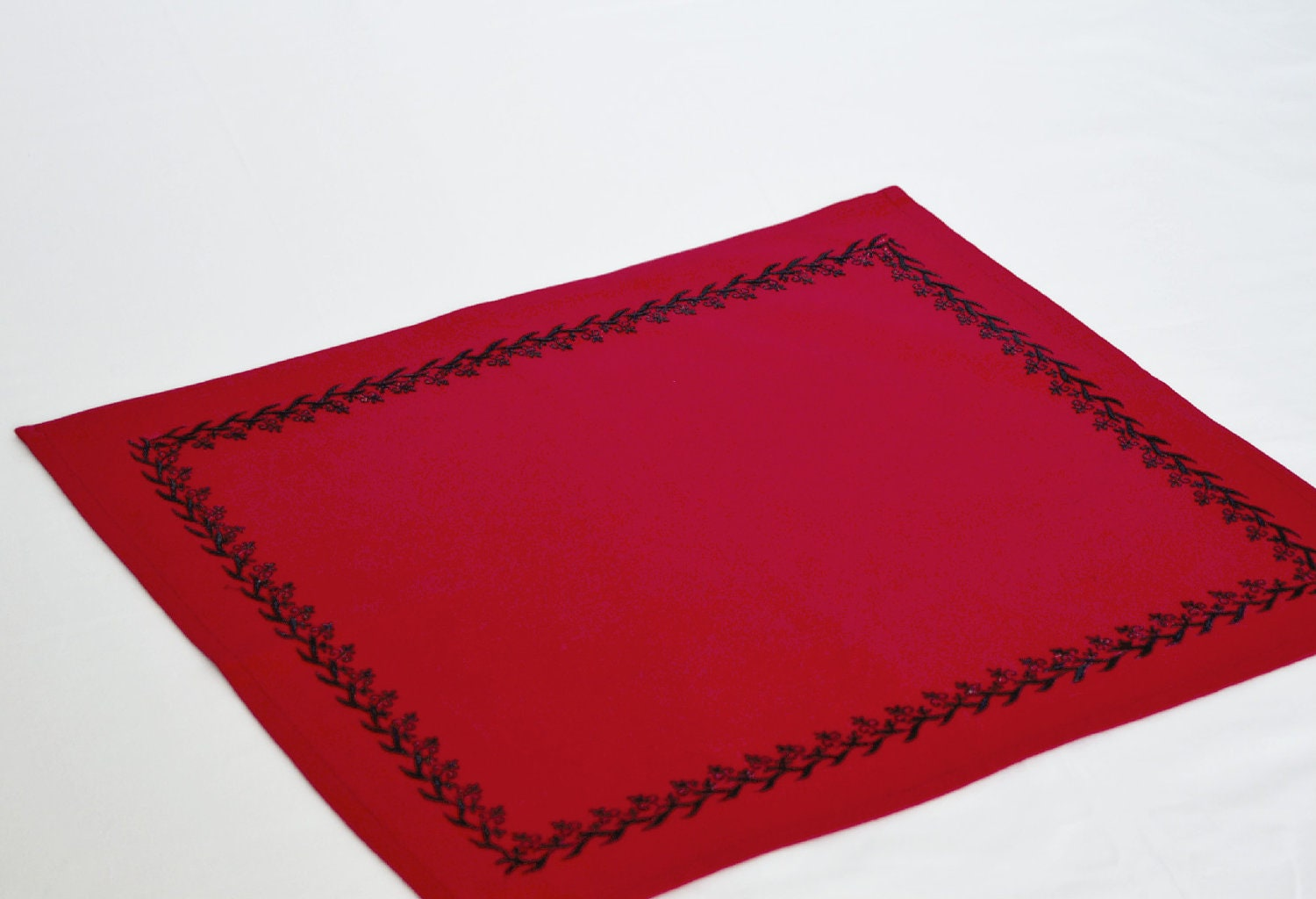 Handmade table mats design -  Zoom