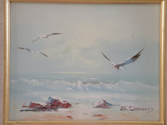 Etsy Oil Painting