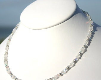 MOONSTONE BRIDAL NECKLACE