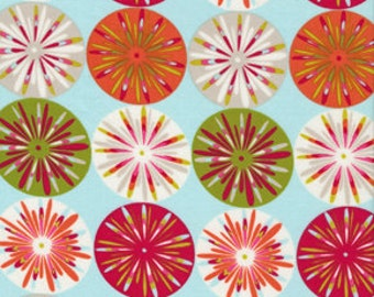 Fabric Kumari Garden Holiday Sashiu0027 Ice By Dena Designs 1 Yard