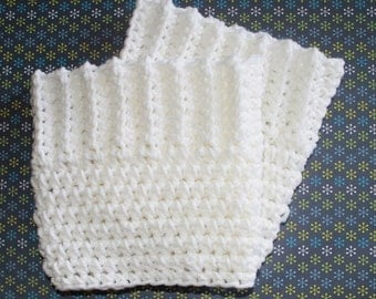 PATTERN for Crochet Winter Boot Cuffs. INSTANT DOWNLOAD