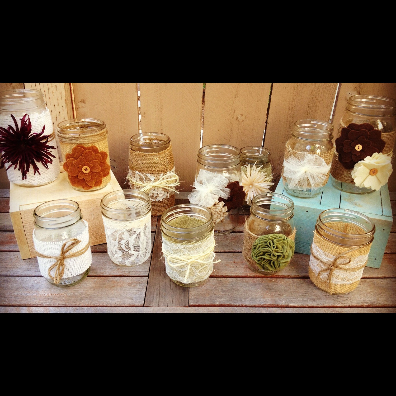 images about mason jar diy on   jars, fall mason, Baby shower