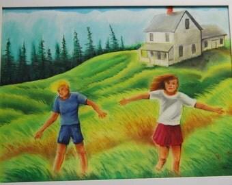 Windy Field Friends
