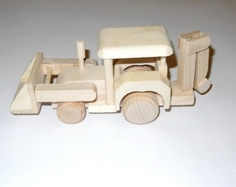 Toys handmade, Excavator, Wooden toys, Wood toys, Kids toy, Toys for boys, Baby toys, Toddler toys, Wooden truck, Wooden lorry, Truck, Toy