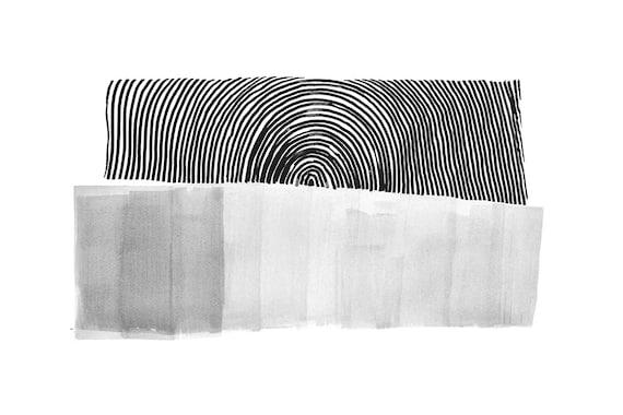 Drawing 008 - Large print of original drawing