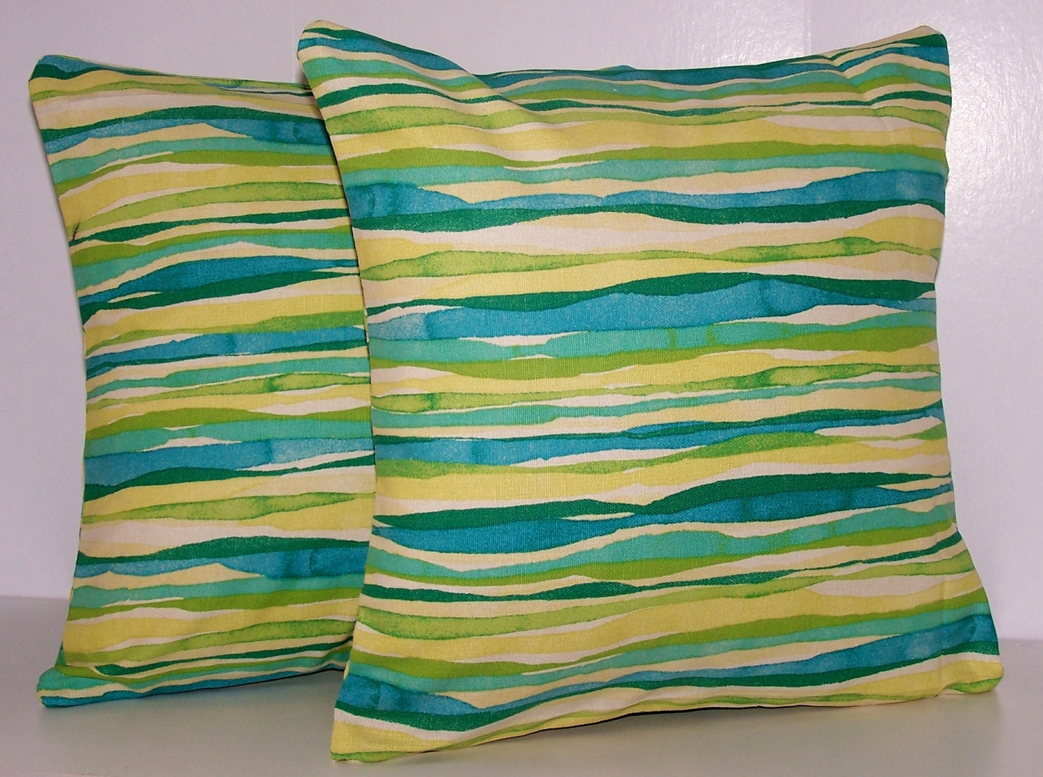 PILLOW COVER . Throw Pillow. Handmade by Cathyscustompillows
