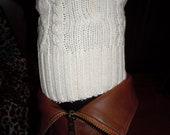 Boot cuffs/ half boot socks
