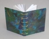 Reserved for Morgan B:   Secret Belgian Binding Journal