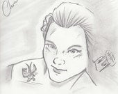 Portraits, characatures and designs