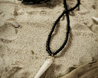 Ethiopian Tusk Necklace