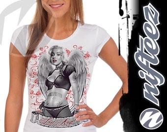 Lost Angel Marilyn Monroe Pinup