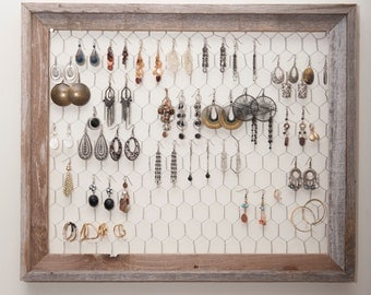 Jewelry Organizer - Horizontal