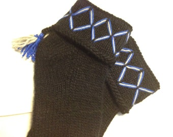 Genuine Lovikka socks. Very well made. According to swedish tradition. Handcraft. Size woman medium