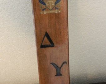Fraternity Paddle