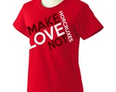 Make Love Not Horcruxes Harry Potter Ladies Shirt