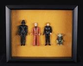 "Star Wars ""Original Jedis"" Display Shadow Box"