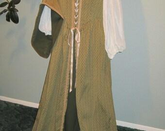 Renaissance Maiden Dress