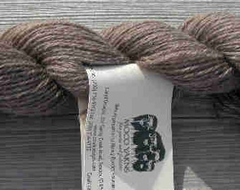 100% Natural Qiviut, Sport weight, 146yds/oz, 1 ounce skein