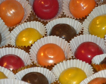 Filled Candy BonBons - 9 pieces