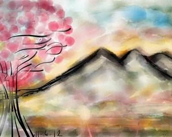 Flower Blossoms Dream