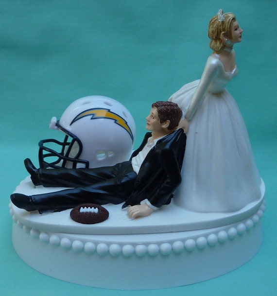 wedding cakes in san diego wedding cake topper san diego chargers sd football themed w 24775