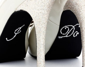 I Do Wedding Shoe Sole Adhesive