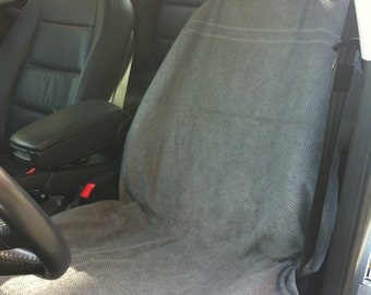 Basic/Washable Car Seat Cover - Great for after a workout, the beach, the pool or anytime