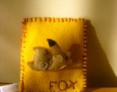 OOAK, Afrocentric, bright  coloured, felt animal books for children of all ages.