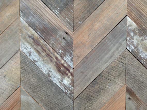 Chevron Wood Wall Decor : Reclaimed barn wood chevron wall art by theoffwhitedog on etsy