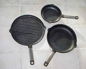 Popular Items For Cast Iron Pan On Etsy