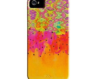 Funky, iPhone 5 Case, iPhone 4 Case, Geometric, Artsy, iPhone Cases, iPhone 6s case iPhone 5S case, iphone 6, Galaxy S6 Case