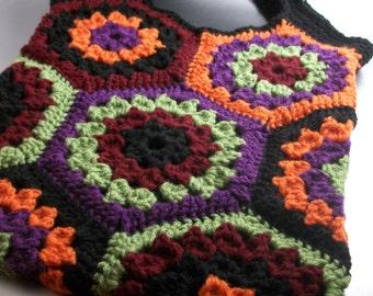 ON SALE - October - Crochet Tote Bag