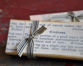 Kindness Dictionary Word Chalkboard Eraser