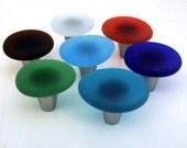 Beach Decor Glass Cabinet Knob Drawer Pull