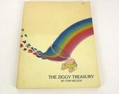 Vintage 70's Ziggy Book, Collectible, Comic Book, The Ziggy Treasury