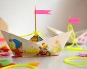 paper boat kit. // noddy.