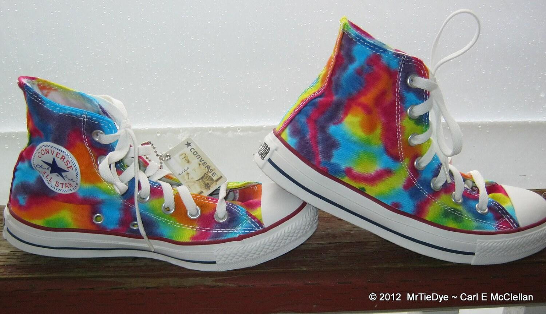 diy tie dye sneakers – craftbnb