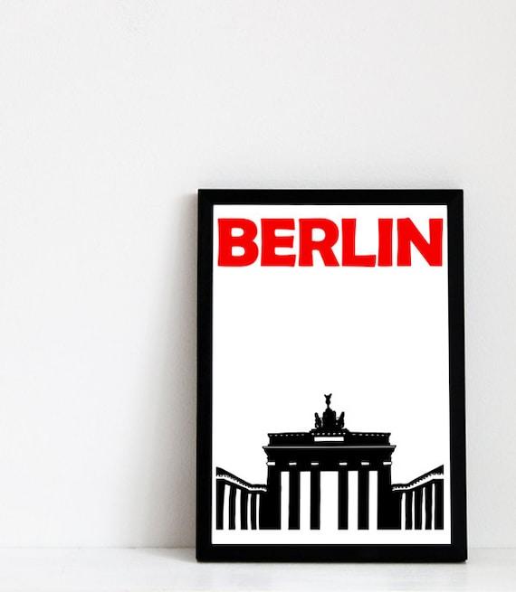 Berlin Print // Germany Art Print