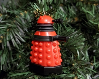 Doctor Who Daleks Ornament  Necklace or Keychain YOU PICK