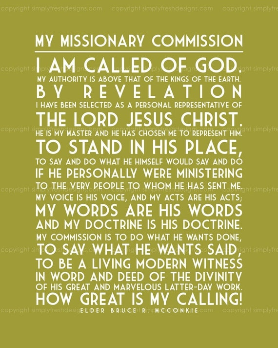 Missionary Work Quotes Lds: Missionary Work Lds Quotes. QuotesGram