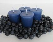MAINE BLUEBERRY COBBLER (4 votives or 4-oz soy jar candle)
