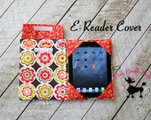 iPad Cover Pattern, Easy sewing Pattern PDF, iPad, iPad Mini, Kindle Fire, case, sleeve, cover, Instant Download