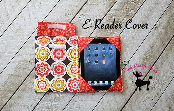 Kindle Fire Cover by my Tween!