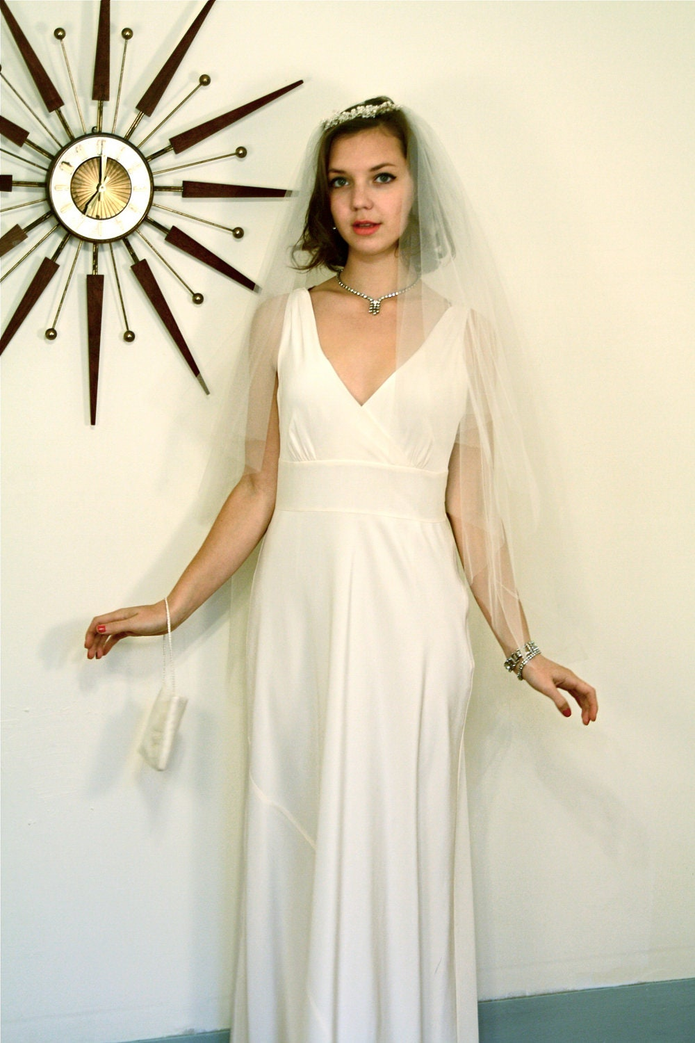 90s Style Wedding Dresses - Viewing Gallery