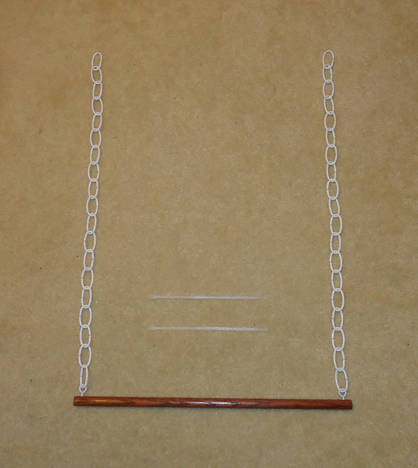 Doll Clothes Hanger Rod Extension