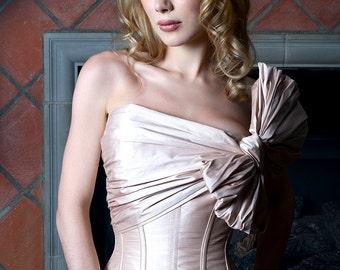 20 off seduce hot pink underbust lace corset