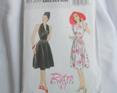 Butterick New Issue of Retro 1947 Dress Pattern