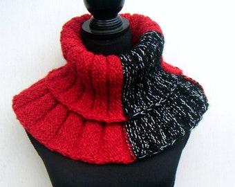 ... warmer hand knitted fashion accessory winter fashion women neck warmer