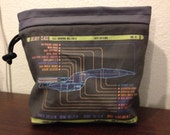 Next Generation Drawstring Knitting Bag