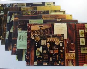 Alexander Girard - John Deere Country Heritage Placemats